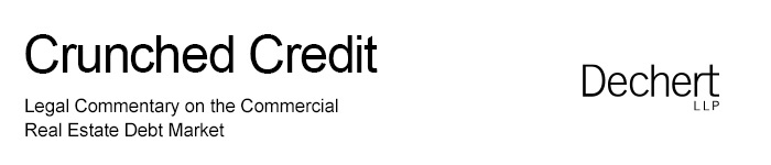 Crunched Credit | Capital Markets Finance and Real Estate